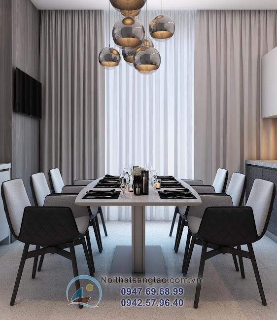 thiết kế nội thất chung cư đẳng cấp