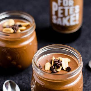 Chocolate Peanut Butter Porter Mousse