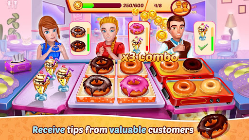 Kitchen Station Chef : Cooking Restaurant Tycoon 6.8 screenshots 2