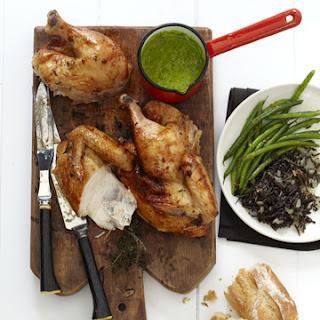 Crispy Roast Chicken Recipe