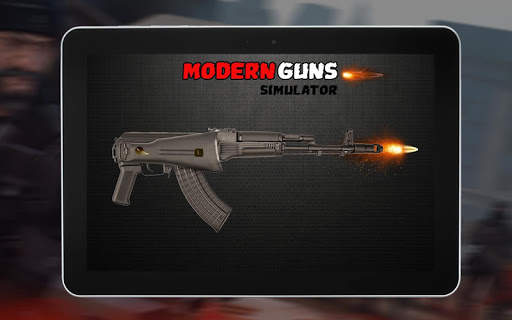 senjata modern yang simulator 1.1.6 screenshots 10