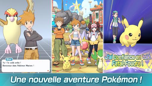 Pokémon Masters fond d'écran 1