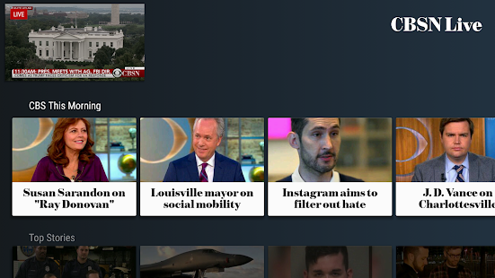 CBS News - Live Breaking News- screenshot thumbnail