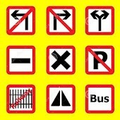 Traffic Symbols and Meaning