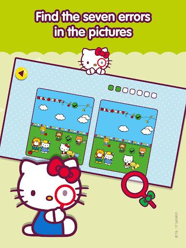 Hello Kitty u2013 Activity book for kids apktram screenshots 10