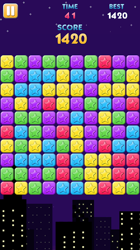 Télécharger Block Puzzle - Star Pop APK MOD (Astuce) screenshots 4