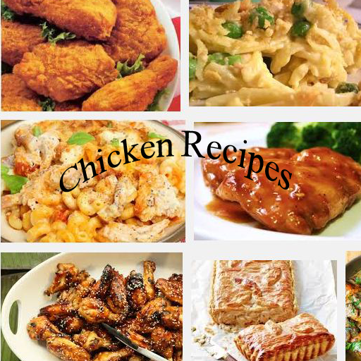 Chicken Mast Recipes 2016 遊戲 App LOGO-硬是要APP