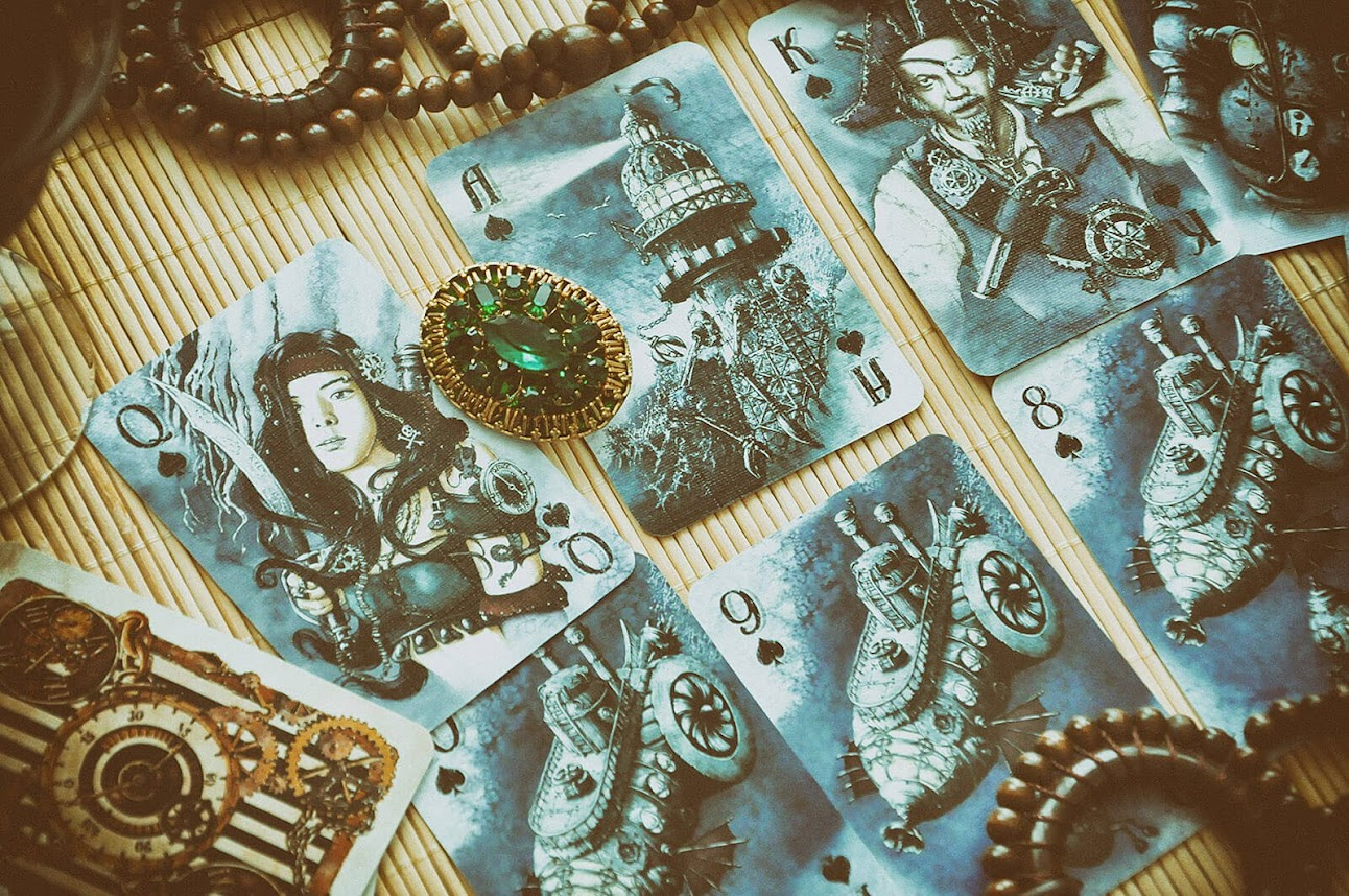 steampunk talia kart