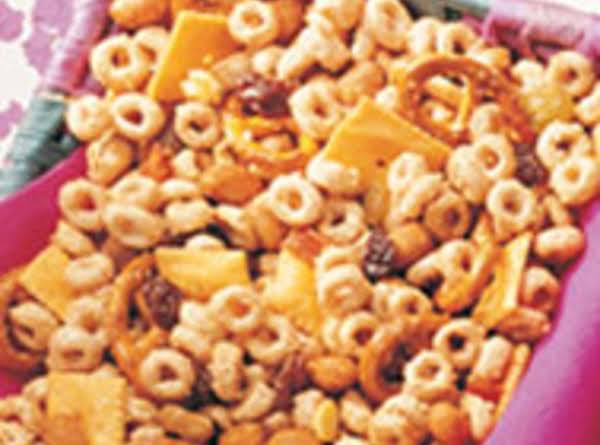 Fun Snack Mix Recipe