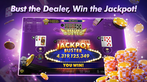 Blackjack 21: House of Blackjack 1.5.25 Mod screenshots 1