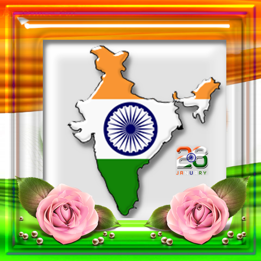 Happy Republic Day Greetings & Photo Frames file APK Free for PC, smart TV Download