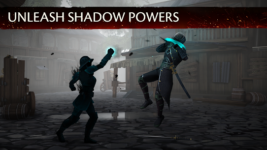 Shadow Fight 3 Apk Mod MENU ( Inimigos Fracos) 3