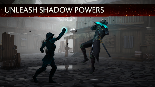 Shadow Fight 3 APK screenshot thumbnail 2