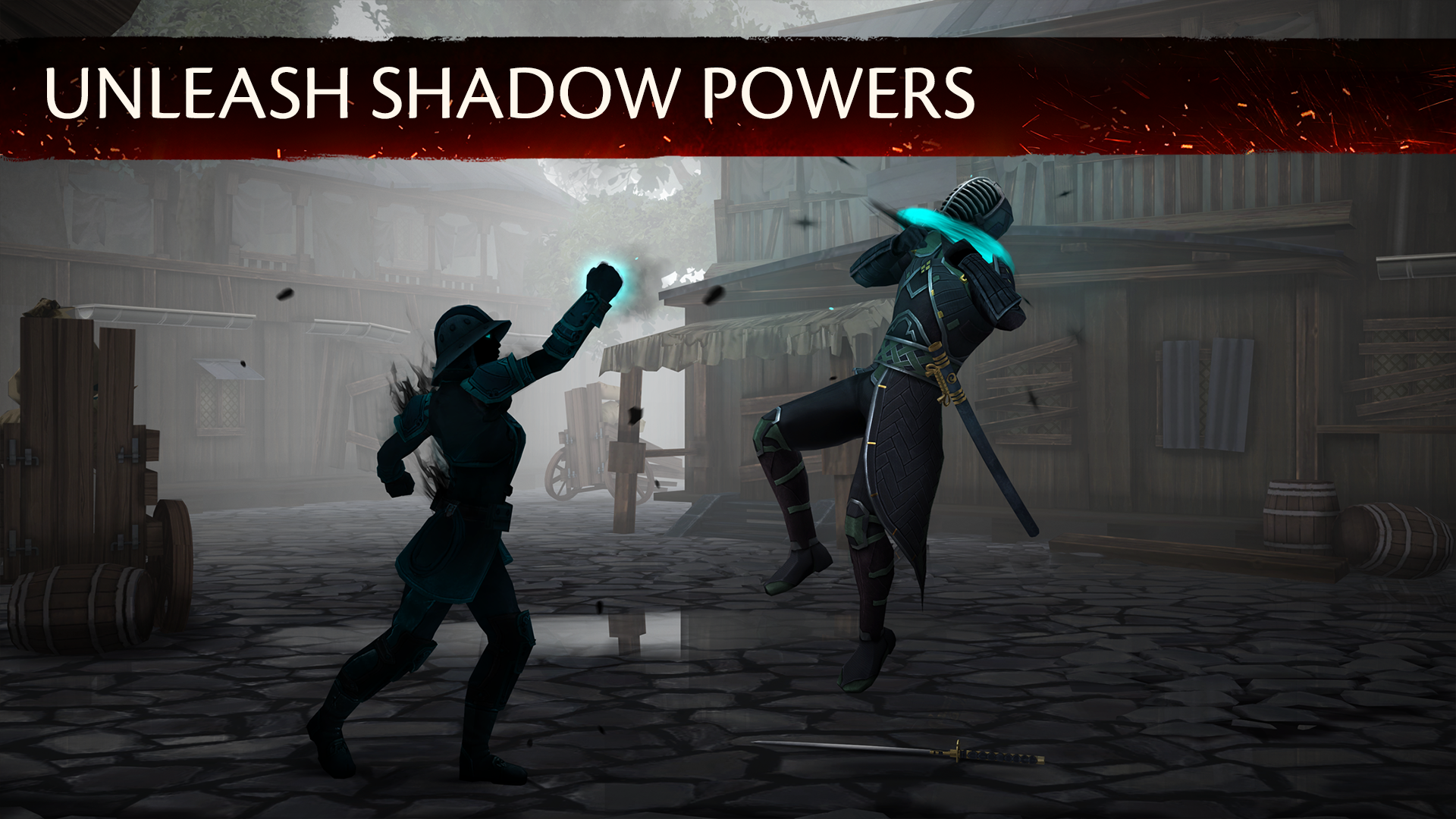 Shadow Fight 3 Mod Apk (Freeze Your Enemy) 3
