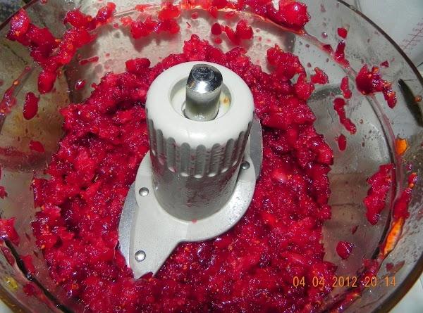 Cranberry Orange Jam With Crystallized Ginger Recipe ...