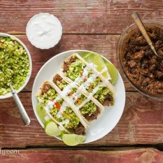 Bulgogi Jackfruit Street Tacos