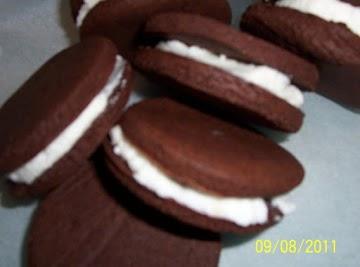 Chocolate Mint Sandwich Cookies Recipe