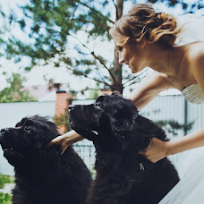 Wedding photographer Tasha Yakovleva (gaichonush). Photo of 07.06.2015