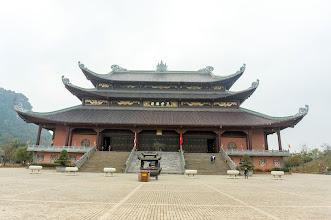 Photo: 三世佛殿 - Tam Thế Phật điện