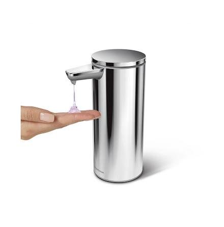 Sensorstyrd Tvålpump Simplehuman ST1044 Stål Polerad