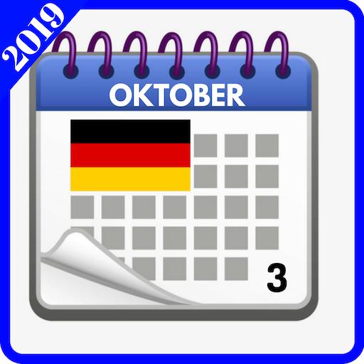 Deutsch Kalender 2019 Kostenlos Mit Ferien додатки в