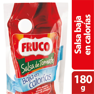 Salsa FRUCO0 Tomate Baja