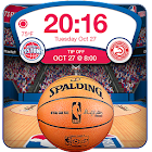 NBA 2016 Live Wallpaper icon