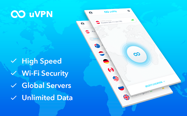 uVPN - free and unlimited VPN for everyone