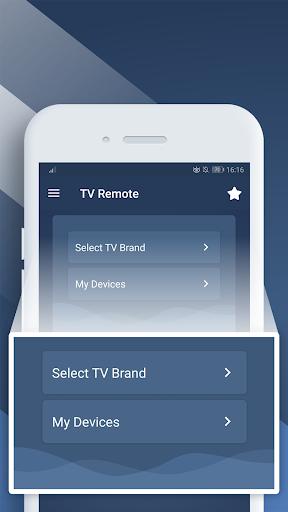 Remote Control For TV, Universal TV Remote - MyRem 1.9.3 screenshots 6
