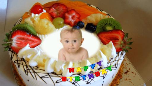 Birthday Cake Frames 3.0 screenshots 1