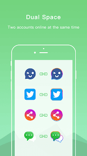Dual Space – Multiple Accounts & App Cloner Mod Apk (Pro Unlocked) 2