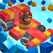 Blocks Racing