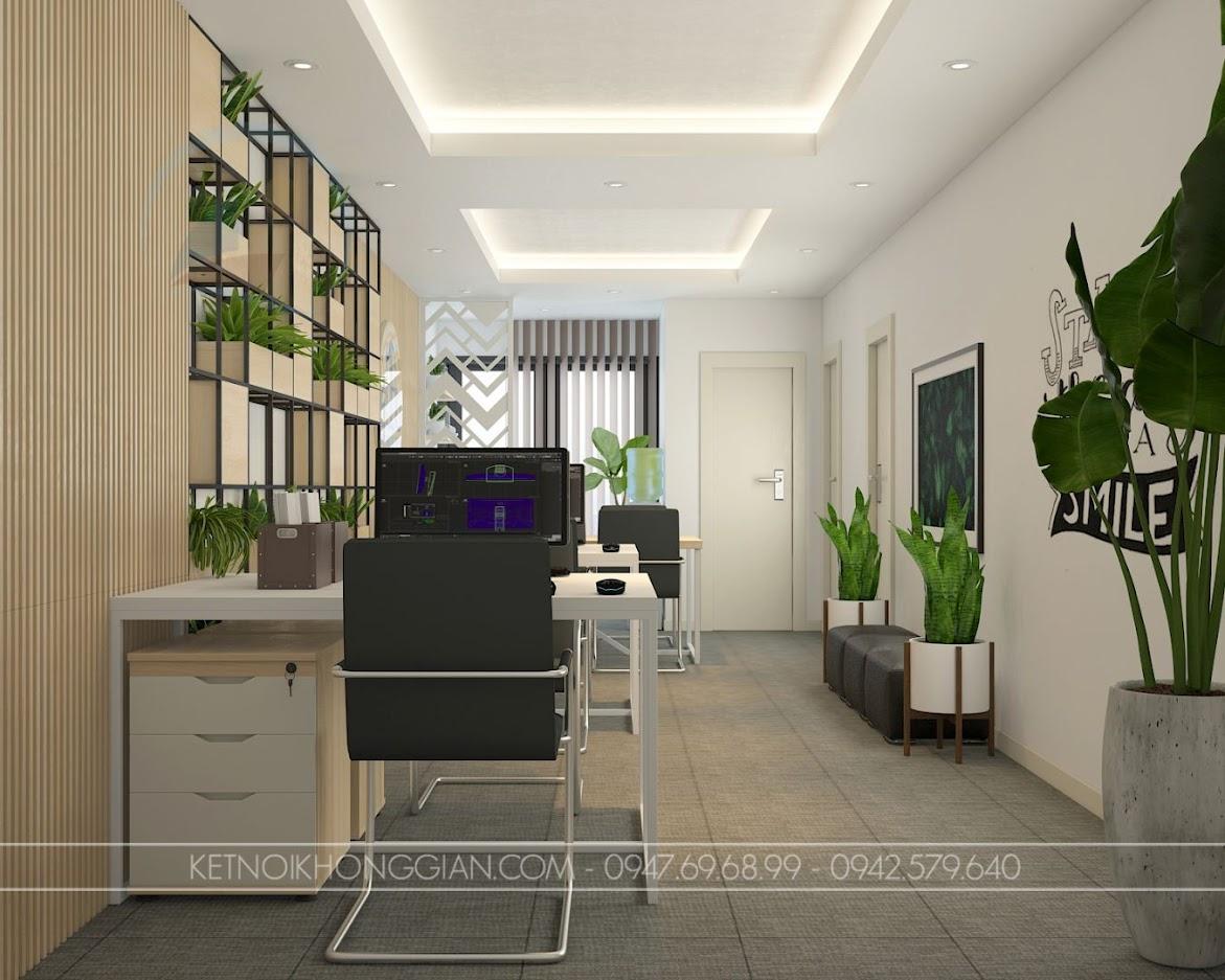 thiết kế văn phòng 2