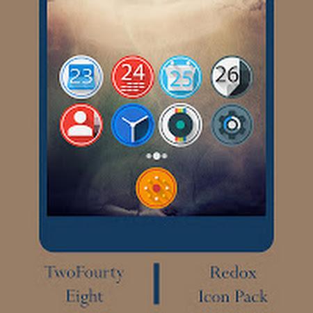 Redox - Icon Pack v3.7