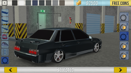 Russian Cars: 99 and 9 in City (Free Shopping)