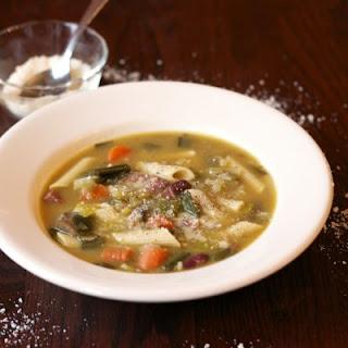 Salami Soup Recipes.