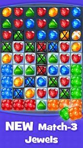 Jewel & Gems Mod Apk – Gems and Jewels Matching Adventure 1