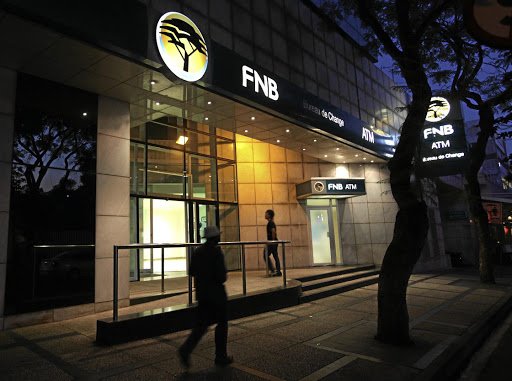 FNB has come under fire on Twitter for the way it handles complaints from customers  about unauthorised debit orders.  Picture: KEVIN SUTHERLAND