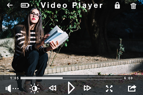 MX HD Player - náhled