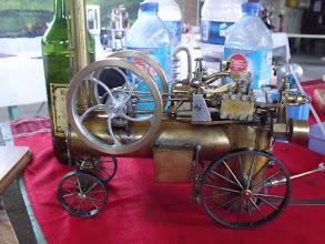 Photo: ..... une locomobile type Merlin .......
