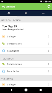 Abbotsford Curbside Collection- screenshot thumbnail