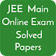 Jee Main Online Exam Solved Papers Download on Windows