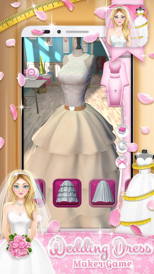 gown design games wedding