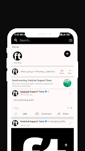 Fnetchat - India's own social network Screenshot