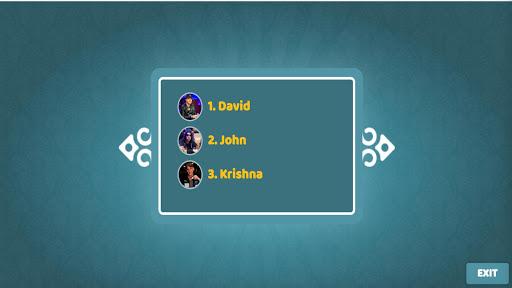 Code Triche Murlan Card Game APK MOD (Astuce) screenshots 2
