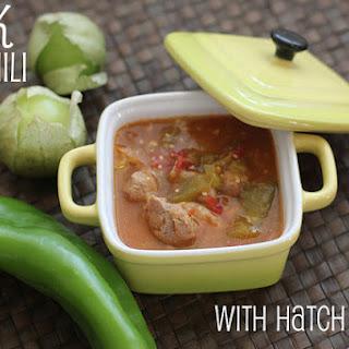 New Mexico Hatch Chile Pork Chili
