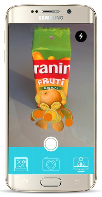 granini Fruti- screenshot