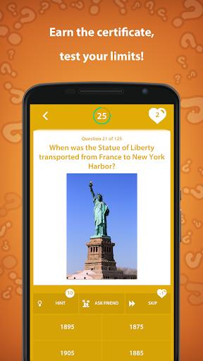 History Trivia Quiz 5.0.0 screenshots 7