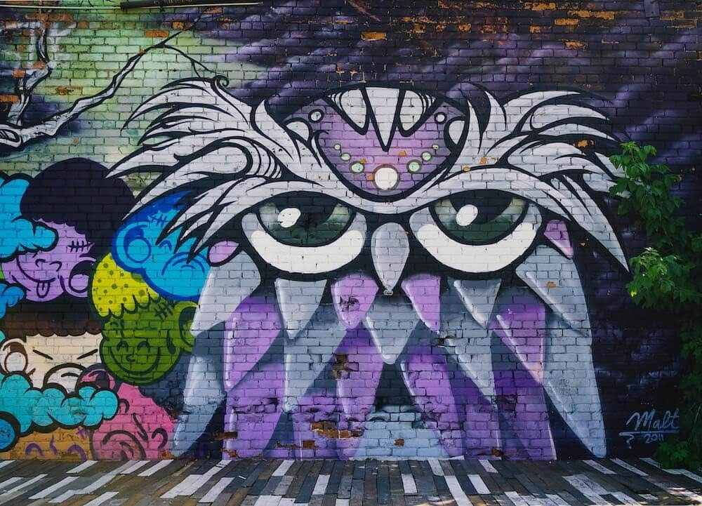 an owl graffiti showing how the owl doesn't care.jpg