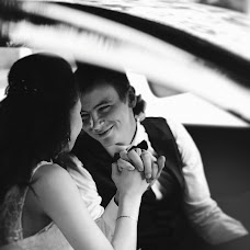 Wedding photographer Yana Kabanceva (YanaKaba). Photo of 18.08.2017